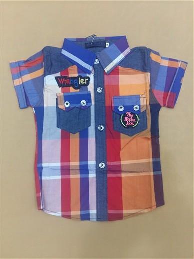 پیراهن نقلی شیک پسرانه (3)