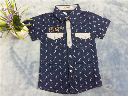 پیراهن پسرانه شیک (1)