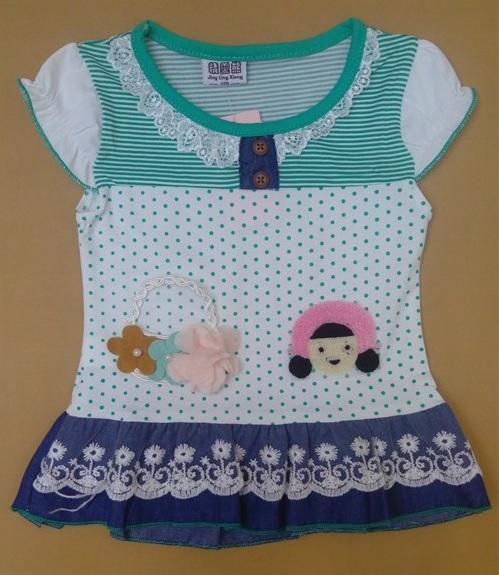 خرید جدیدترین مدلهای لباس تابستانه بچگانه (14)