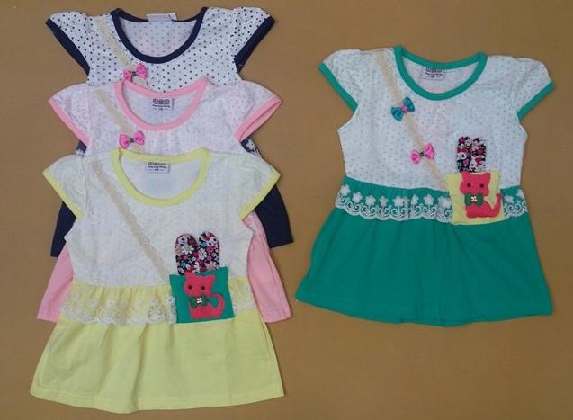 خرید جدیدترین مدلهای لباس تابستانه بچگانه (29)