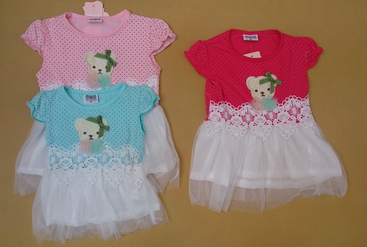 خرید جدیدترین مدلهای لباس تابستانه بچگانه (37)