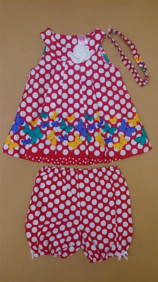 لباس-سارافن-دخترانه-تایلندی (11)