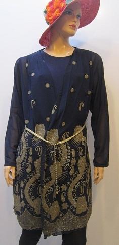 لباس زنانه مجلسی ( تونیک ) dz612