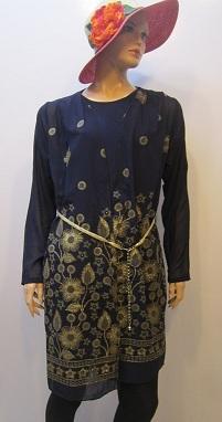 مدل لباس زنانه مجلسی dz613