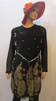 لباس مجلسی زنانه قشم dz615