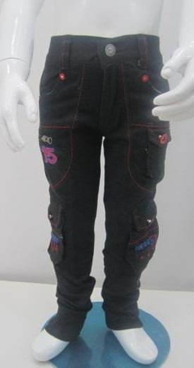 شلوار شش جیب مدل دار شیک (3)