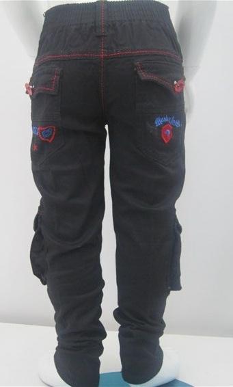 شلوار شش جیب مدل دار شیک (5)