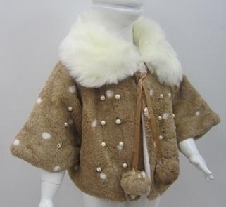 شنل پشمی دخترانه (2)
