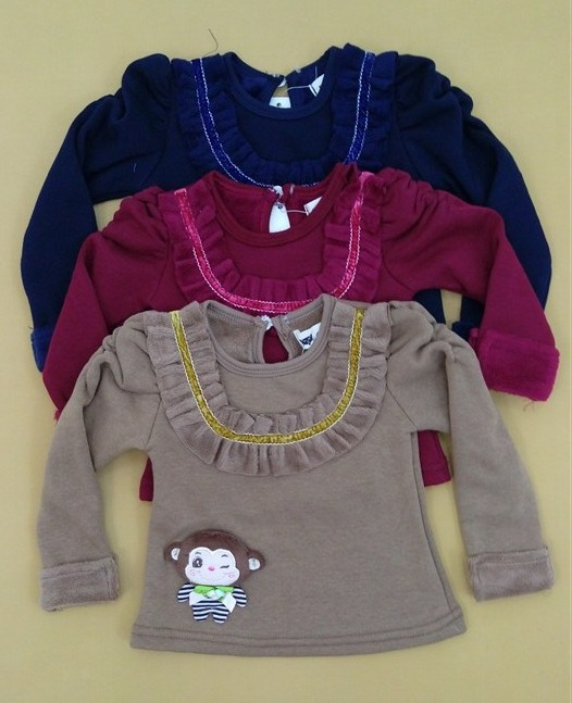 لباس-بلوز-دخترانه-شیک-بچه گانه (4)