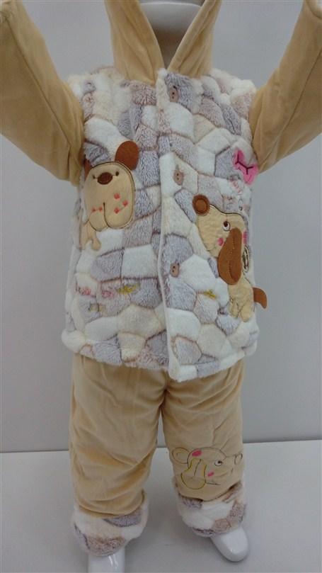 لباس-زمستانه-بچه-گانه-حوله-ای-شیک (1)