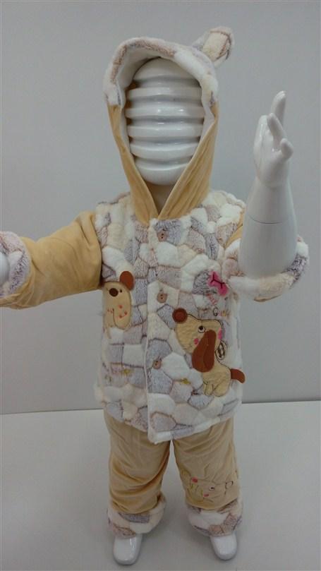 لباس-زمستانه-بچه-گانه-حوله-ای-شیک (3)
