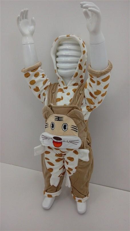 لباس-سرهمی-بچهگانه-طرح-حیوانات-شیک (2)