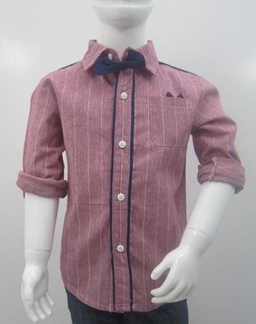 پیراهن نخی پسرانه شیک (1)