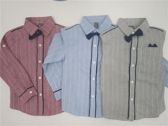 پیراهن نخی پسرانه شیک (3)
