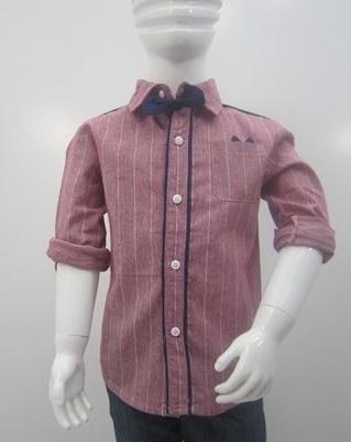 پیراهن نخی پسرانه شیک (4)