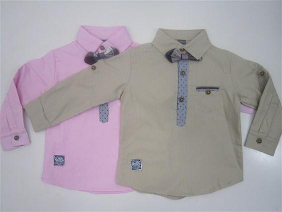 پیراهن پسرانه پاپیون دار (3)