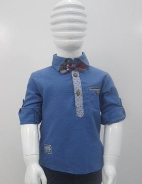 پیراهن پسرانه پاپیون دار (4)