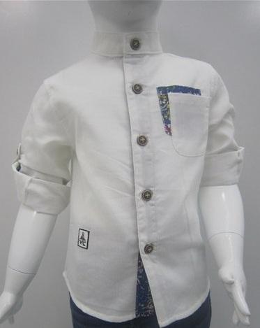 پیراهن پسرانه یقه دیپلمات (2)