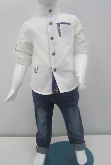 پیراهن پسرانه یقه دیپلمات (4)