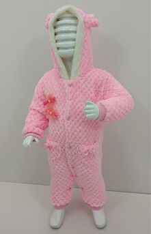 لباس-سرهمی-بچه-دختر-نوزاد-شیک-پشمی (2)