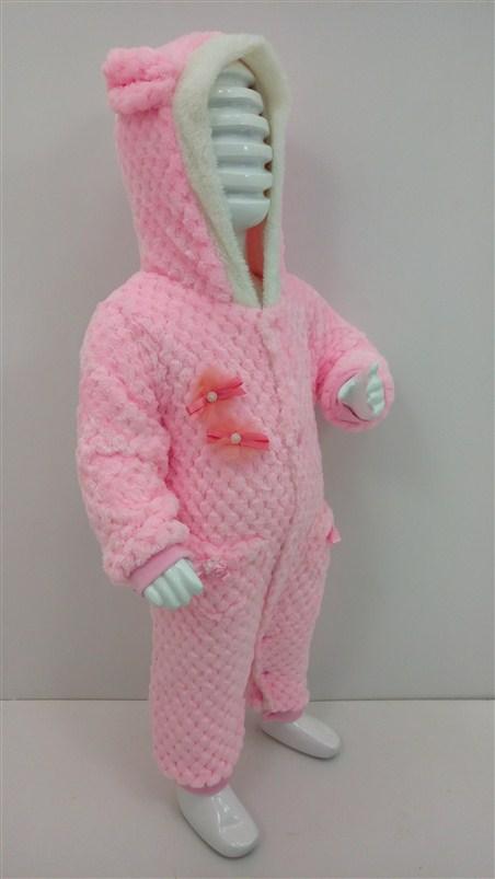 لباس-سرهمی-بچه-دختر-نوزاد-شیک-پشمی (3)
