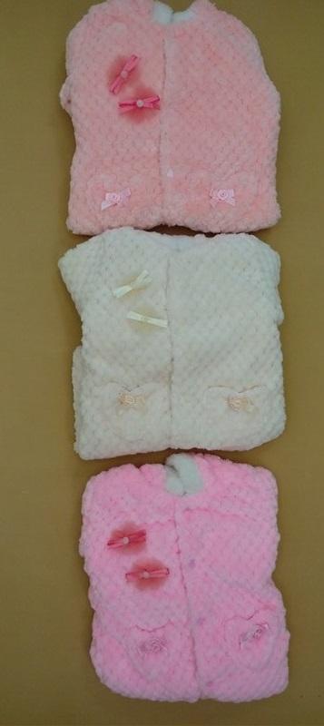 لباس-سرهمی-بچه-دختر-نوزاد-شیک-پشمی (7)