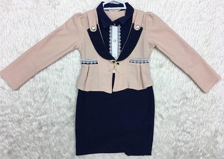 لباس مجلسی دخترانه شیک dk1059