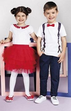 تولید و عمده فروشی لباس بچه تابستانه