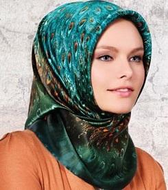 مدل های شال و روسری زنانه سری اول