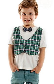 اهمیت کودکان درمورد لباس شان